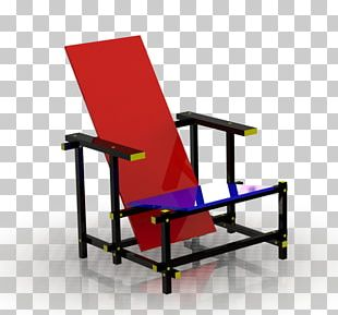 Red And Blue Chair Eames Lounge Chair Barcelona Chair PNG