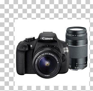 Canon EOS 1200D Canon EOS 80D Canon EF-S 18–55mm Lens Digital SLR Canon EF Lens Mount PNG