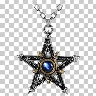 Middle Ages Pentagram Pentacle Charms & Pendants Goth Subculture PNG