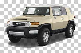 Car 2012 Toyota FJ Cruiser Toyota Land Cruiser Sport Utility Vehicle PNG