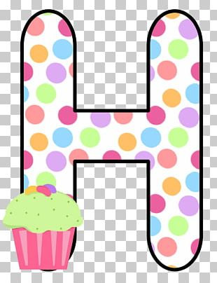Cupcake Letter Alphabet Open PNG