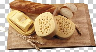 Milk Cheese Butter Food Bryndza PNG
