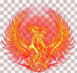 Fenghuang Flame Fire PNG