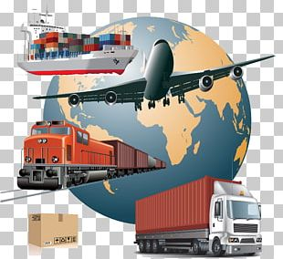 Rail Transport Cargo Logistics Freight Transport PNG