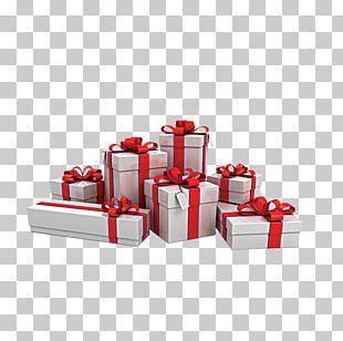 Christmas Gift Christmas Gift Gift Card Ribbon PNG
