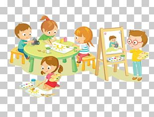Children's Drawing Painting PNG