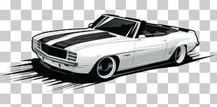 Car Motor Vehicle Bumper Hood PNG