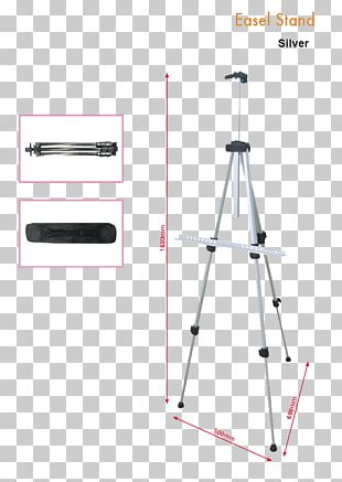 Easel Poster Exhibition Tripod PNG