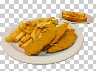Fish And Chips French Fries Chicken Fingers Fast Food Pancake PNG