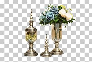 Table Vase Living Room PNG