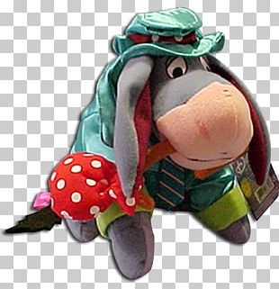 Plush Stuffed Animals & Cuddly Toys Winnie-the-Pooh Eeyore PNG