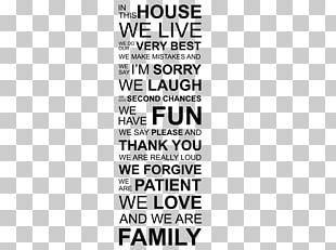 House Wall Decal Furniture .com .net PNG
