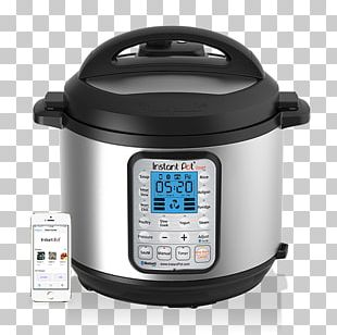 Instant Pot Slow Cookers Pressure Cooking Mobile Phones Bluetooth PNG