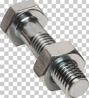 Screw And Bolt PNG