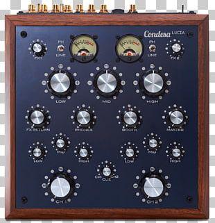 Audio Mixers DJ Mixer Electronic Musical Instruments Disc Jockey PNG