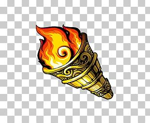 Fire Torch PNG