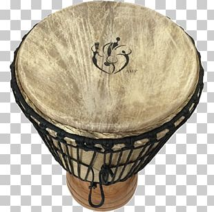Djembe Drumhead West Africa Musical Instruments PNG