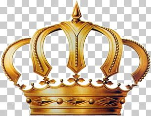 Gold Crown Princess PNG