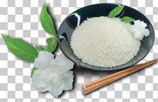 White Rice Jasmine Rice Cooked Rice Oryza Sativa PNG