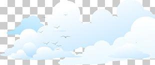 Brand Sky Cloud Blue PNG