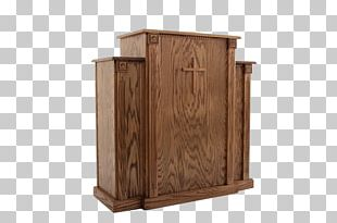 Pulpit Communion Table Church Furniture PNG