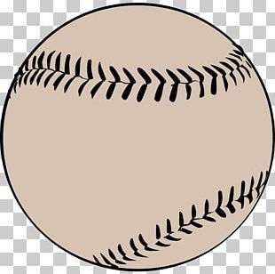Baseball Black And White Free Content PNG