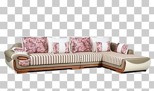 Sofa Bed Couch Living Room PNG