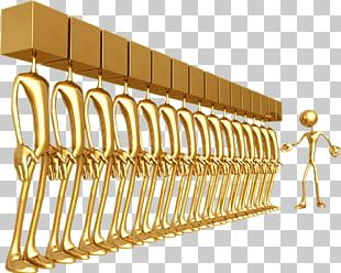 Leadership Gold Stock Photography PNG