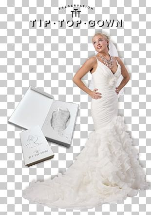 Wedding Dress Bride Party Dress Gown PNG