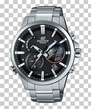 Eco-Drive Citizen Holdings Watch Chronograph Casio Edifice PNG