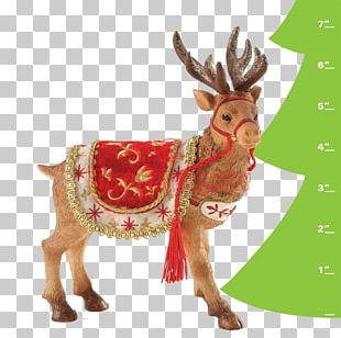 Santa Claus's Reindeer Santa Claus's Reindeer Christmas Decoration PNG