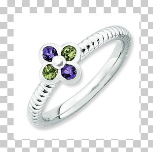 Amethyst Ring Size Jewellery Gold PNG
