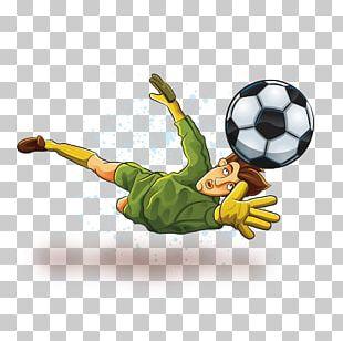 Football Man PNG
