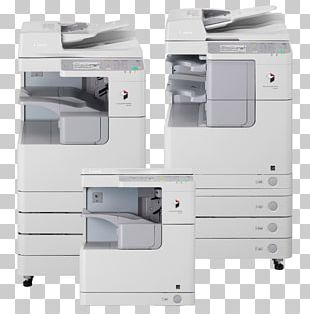 Photocopier Canon Multi-function Printer Paper PNG