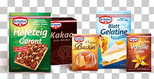 Breakfast Cereal Dr. Oetker Recipe Baking Tarte Flambée PNG