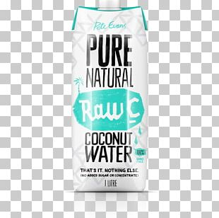 Coconut Water Natural Raw C Drink Health PNG