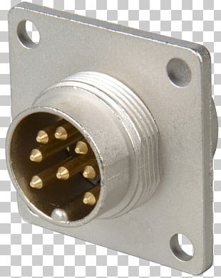 Panel Plug Front Mounting Flange IP Code Electrical Connector Angle PNG