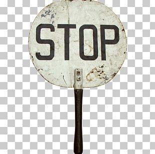 Rail Transport Warning Sign Flagman Level Crossing PNG