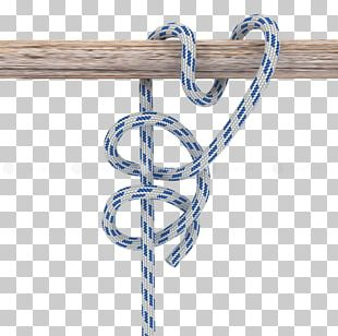 Half Hitch Knot Anchor Bend Jewellery Round Turn And Two Half-hitches PNG