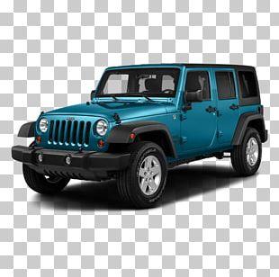 2018 Jeep Wrangler JK Unlimited Sport Chrysler Dodge 2017 Jeep Wrangler Unlimited Sport PNG