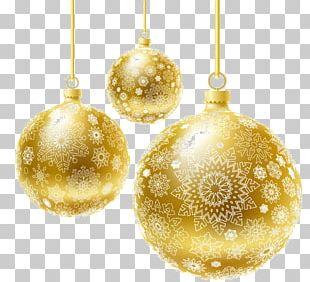Christmas Wafer Christmas Ornament PNG