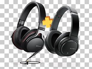 Noise-cancelling Headphones Sony 1RNC Active Noise Control Sony MDR-1RNCMK2 PNG