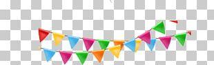 Paper Ribbon Balloon PNG