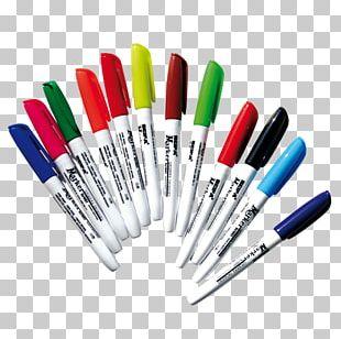 Marker Pen Ballpoint Pen Blackboard Drawing Writing PNG