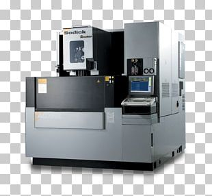 Electrical Discharge Machining Machine Manufacturing Wire PNG