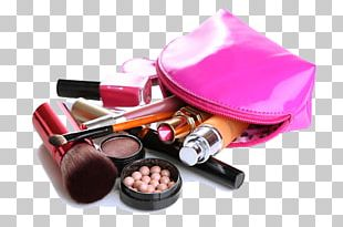 Cosmetics Toiletry Bag Make-up Beauty PNG