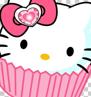 Hello Kitty Cupcake Portable Network Graphics PNG