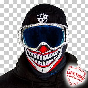 Kerchief Mask Clown Balaclava Scarf PNG