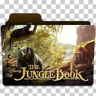 Mowgli The Jungle Book Shere Khan Baloo Bagheera PNG
