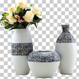 Vase Ceramic Art PNG